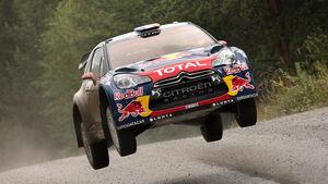 Sebastien Loeb Rallye Finnland 2012