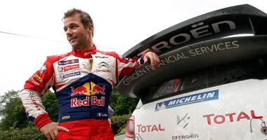 Sebastien Loeb Rallye Wales 2012
