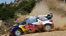 Sebastien Loeb WRC Rallye Sardinien 2011
