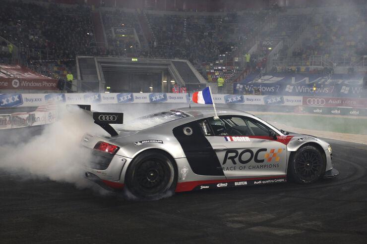Sebastien Ogier Race of Champions 2011