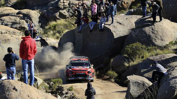 Sebastien Ogier - Rallye Argentinien 2019