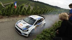 Sebastien Ogier Rallye Deutschland 2013