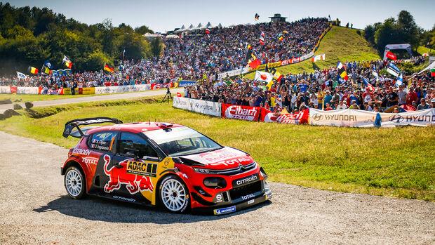 Sebastien Ogier - Rallye Deutschland 2019