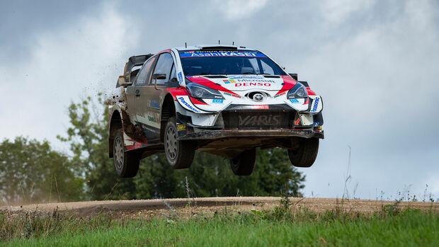 Sebastien Ogier - Rallye Estland 2020