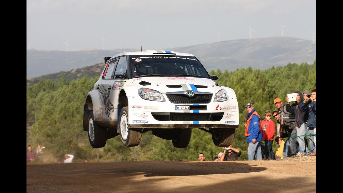 Sebastien Ogier Rallye Italien 2012 WRC