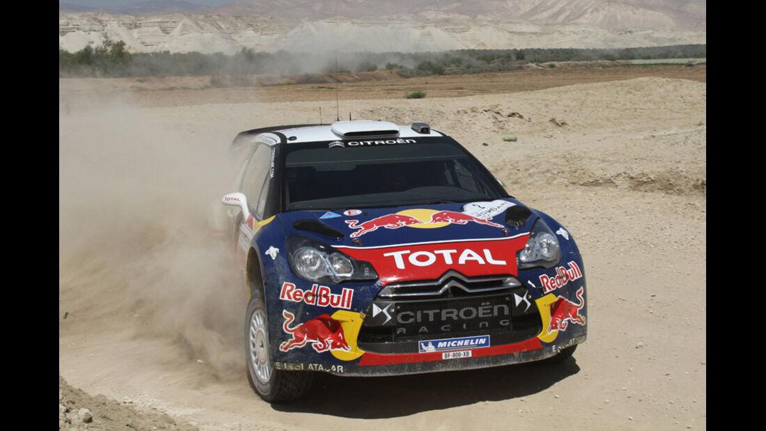Sebastien Ogier - Rallye Jordanien 2011