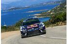 Sebastien Ogier - Rallye Korsika 2016