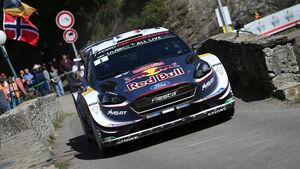 Sebastien Ogier - Rallye Korsika 2018