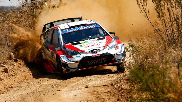 Sebastien Ogier - Rallye Mexiko 2020