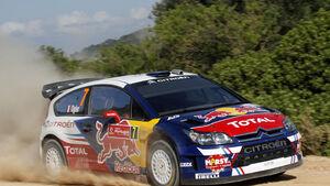 Sebastien Ogier - Rallye Portugal 2010