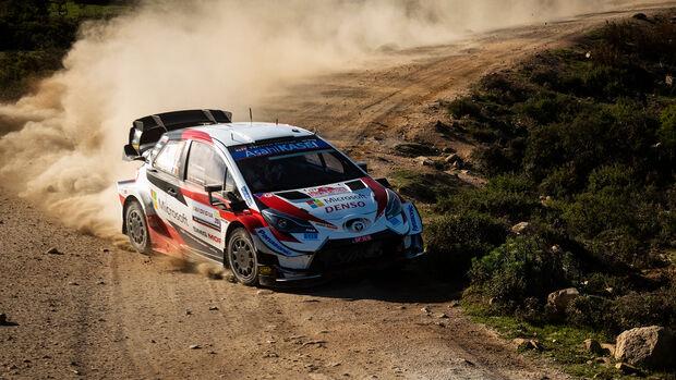 Sebastien Ogier - Rallye Sardinien 2020