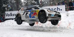 Sebastien Ogier - Rallye Schweden 2014
