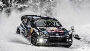 Sebastien Ogier - Rallye Schweden 2016