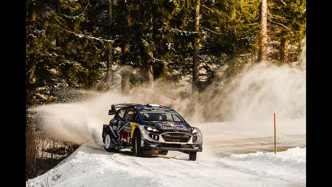 Sebastien Ogier - Rallye Schweden 2017