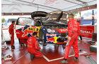 Sebastien Ogier Rallye Spanien 2011