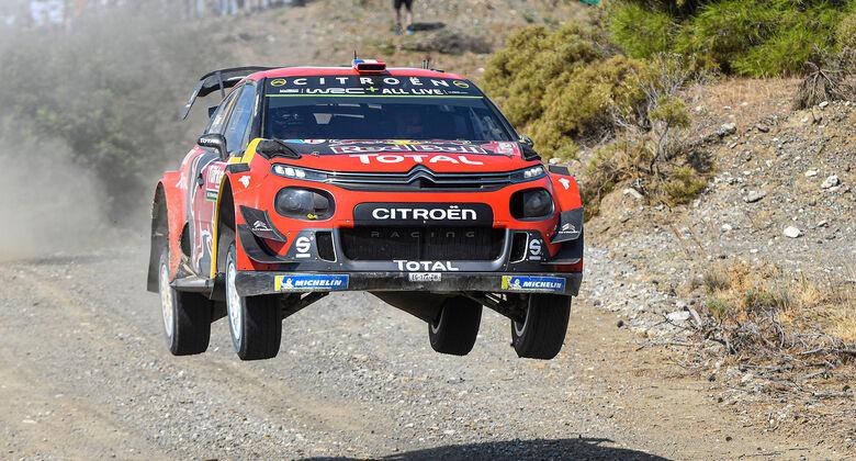 Sebastien Ogier - Rallye Türkei 2019