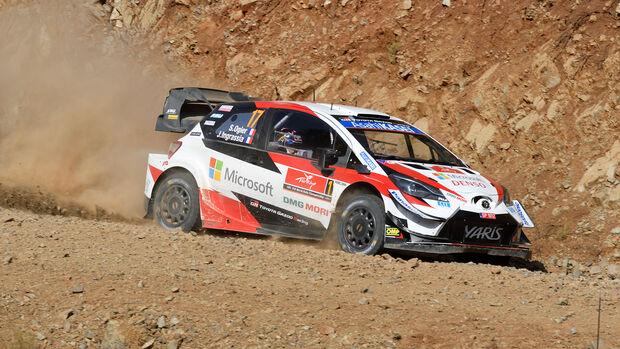 Sebastien Ogier - Rallye Türkei 2020ürkei 2020