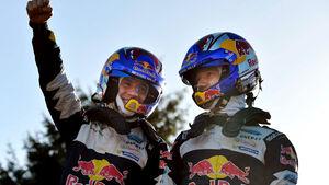 Sebastien Ogier - Rallye Wales 2017