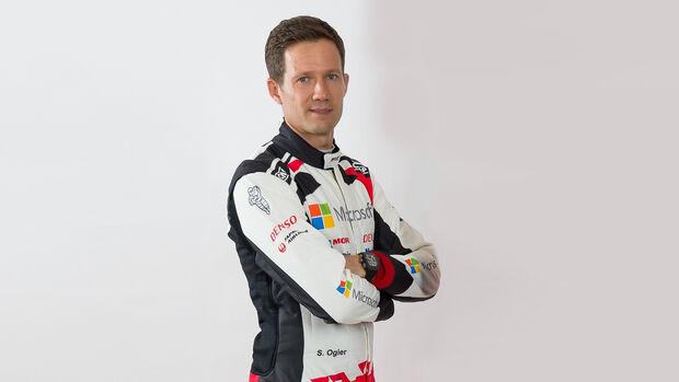 Sebastien Ogier - Toyota - Rallye-WM - 2020