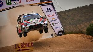 Sebastien Ogier - Toyota Yaris WRC - Rallye Mexiko 2020