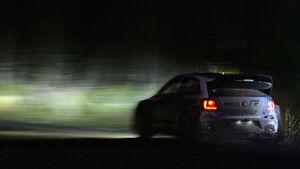 Sebastien Ogier - VW - Rallye GB 2013