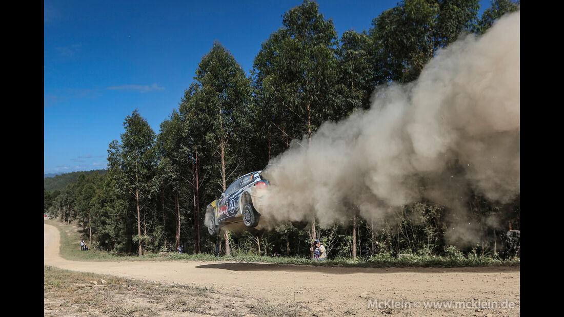 Sebastien Ogier - WRC Australien 2016