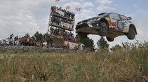 Sebastien Ogier - WRC - Rallye Italien 2016