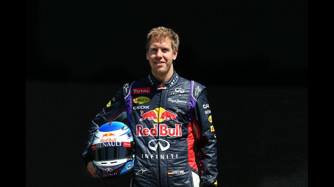 Sebstian Vettel - GP Australien 2014