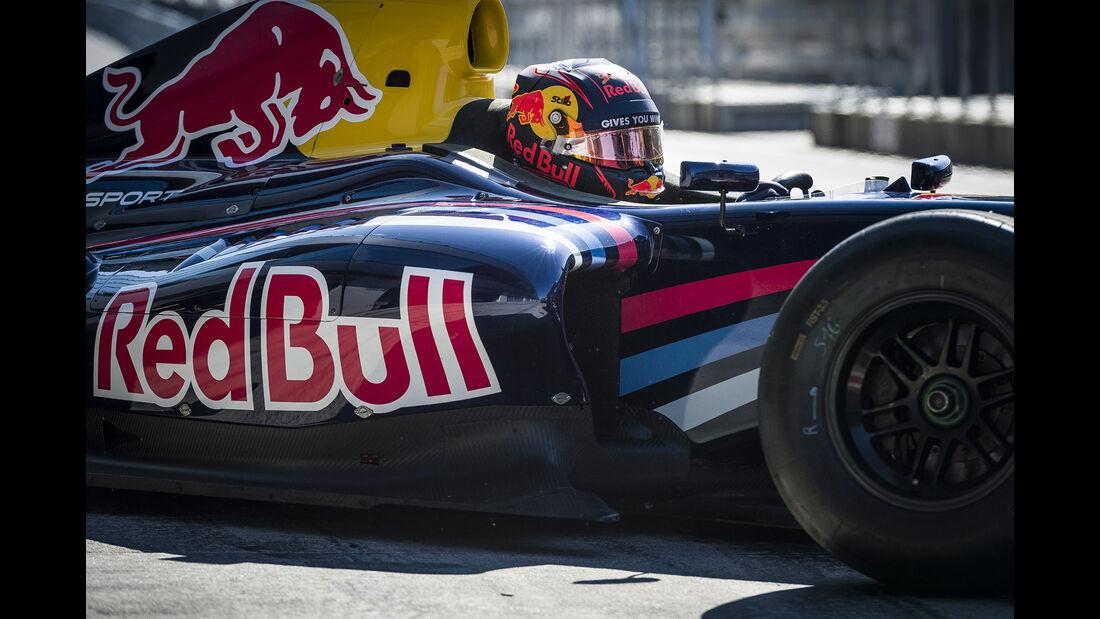 Sebstien Ogier - F1-Test - Spielberg - 2017