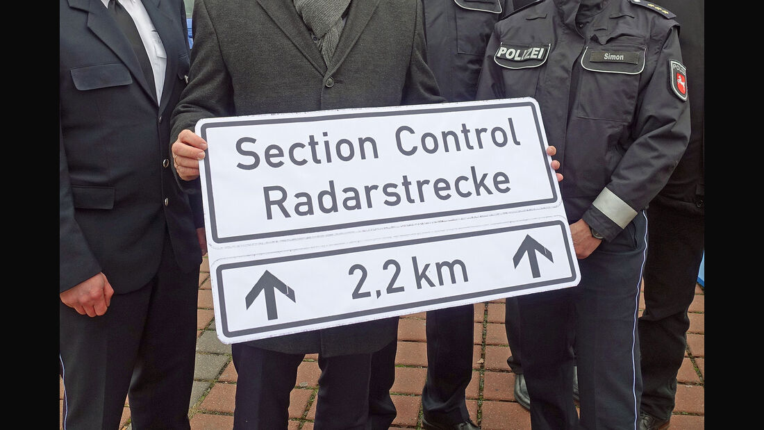 Section Control Hannover