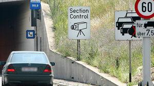 Section Control Verkehrsgerichtstag