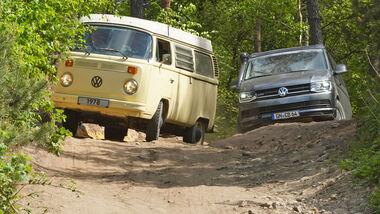 Seikel VW T2 T6 Vergleich