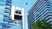 Seilbahnen, Verkehr, Singapur