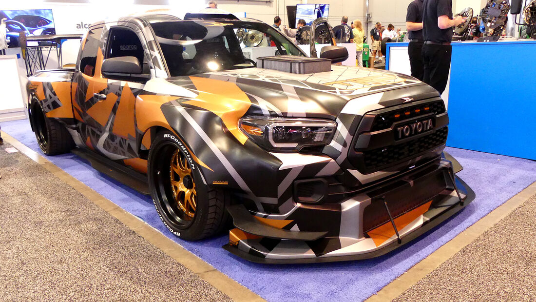 Sema - Las Vegas - 2019 - Pickups-Highlights