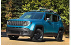 Sema-Show 2014 - Jeep Renegade Riptide