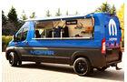 Sema-Show 2014 - Ram ProMaster Hospitality Van - Mopar