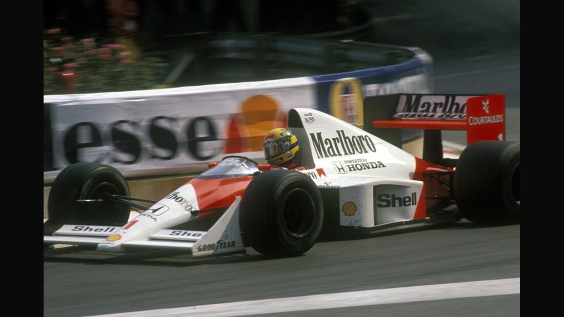 Senna 1989