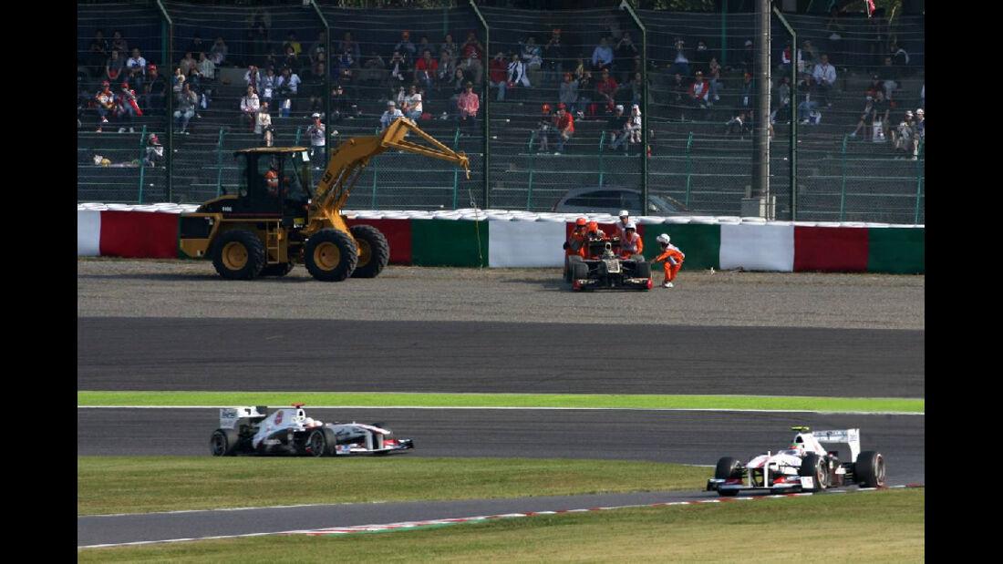 Senna  - Formel 1 - GP Japan - 07. Oktober 2011