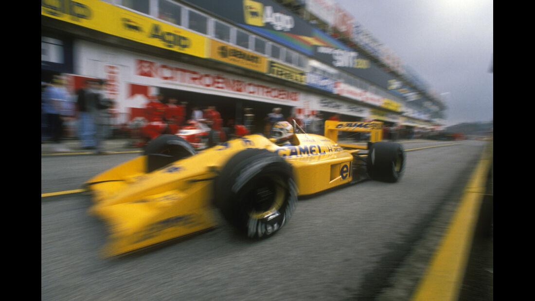 Senna Imola 1988
