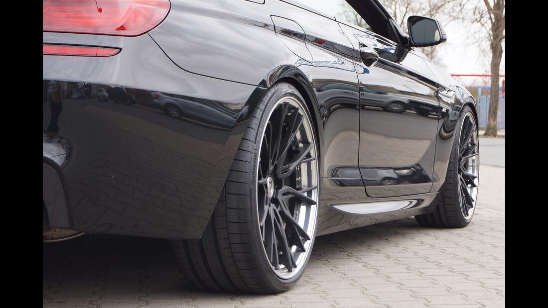 Senner Tuning BMW 6er Cabrio 640i F12
