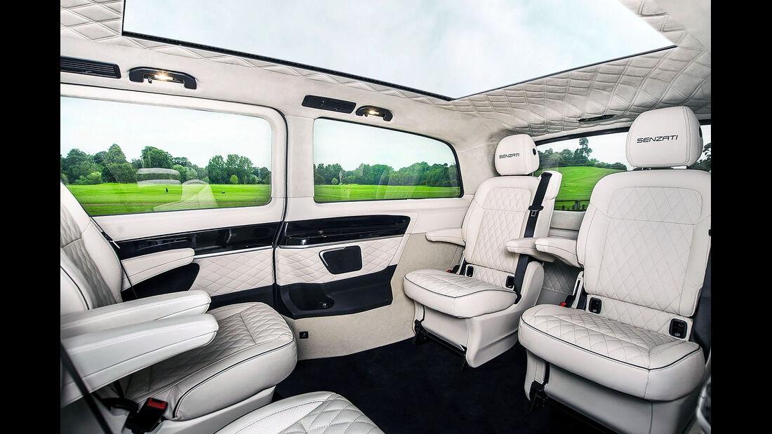 Senzati Jet Class Mercedes V-Klasse