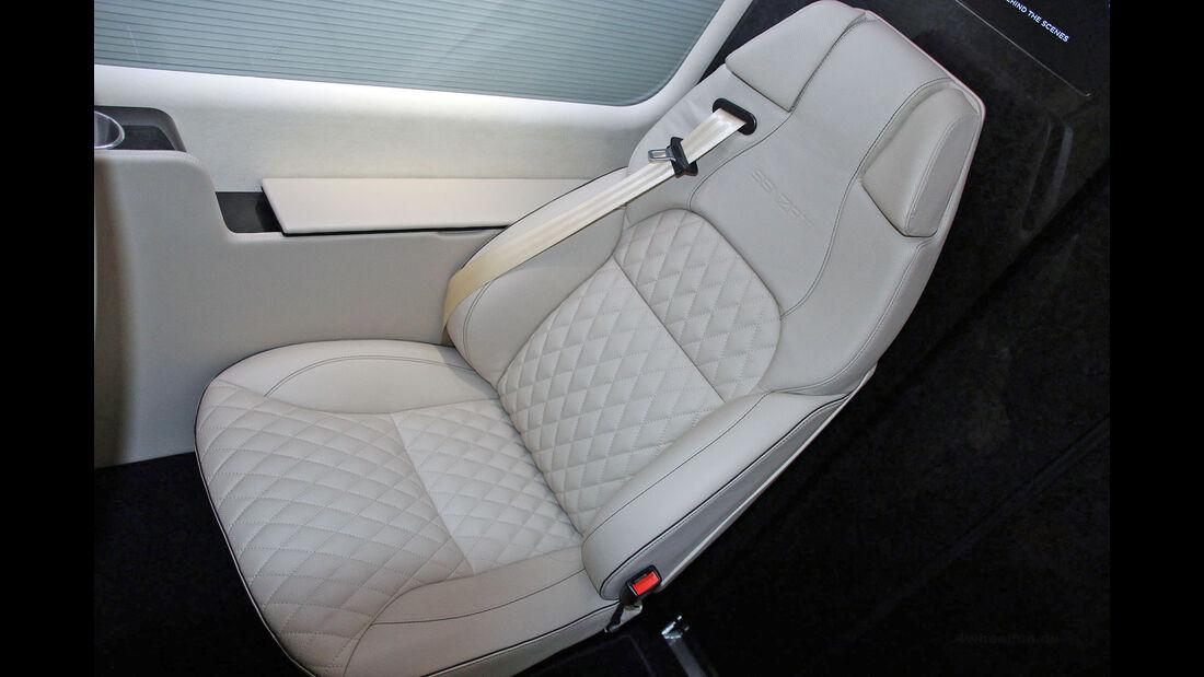 Senzati Jet Mercedes Sprinter