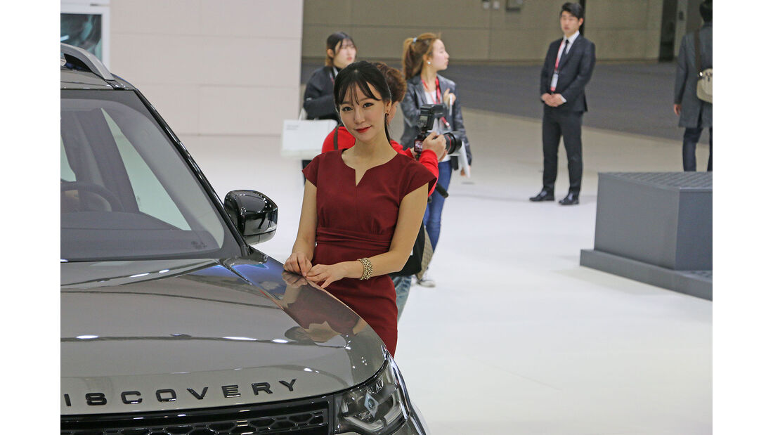 Seoul Motor Show 2017