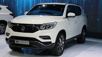 Seoul Motorshow 2017 Rundgang