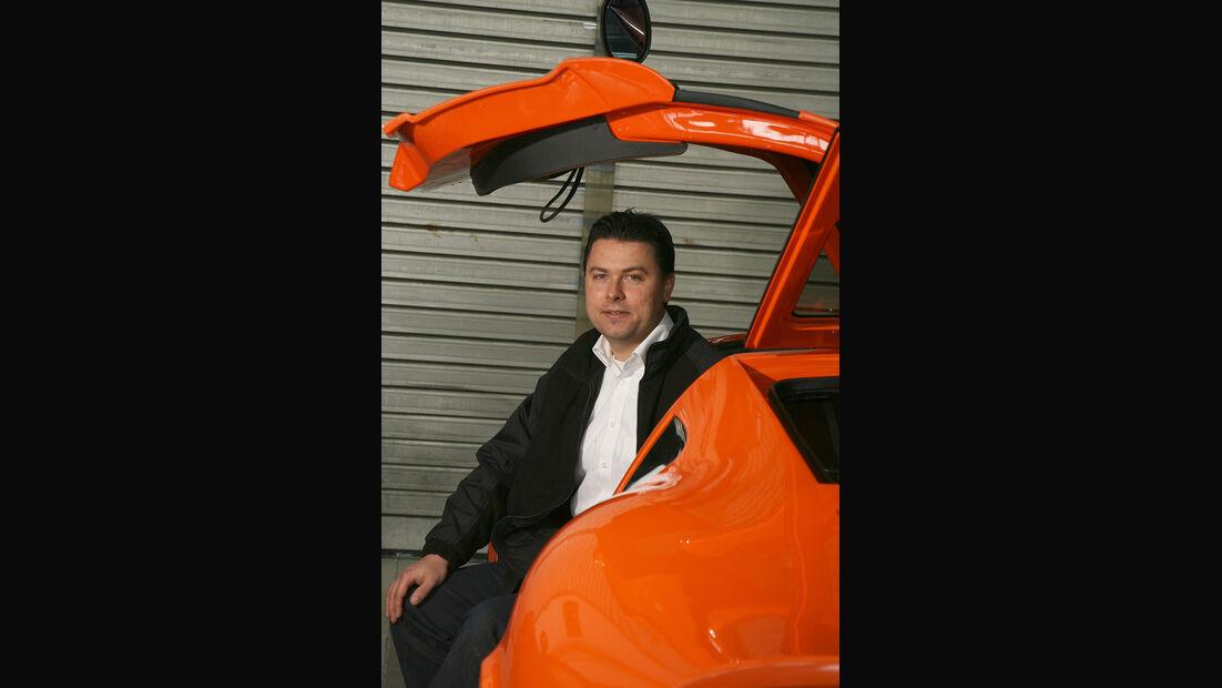 Sepp Melkus, Melkus RS 2000