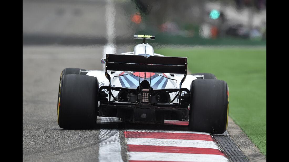 Sergey Sirotkin - Formel 1 - GP China 2018