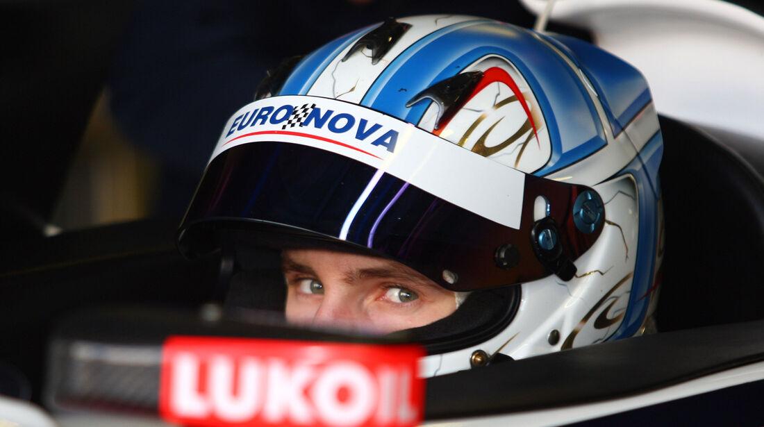 Sergey Sirotkin - Formel Renault 2013