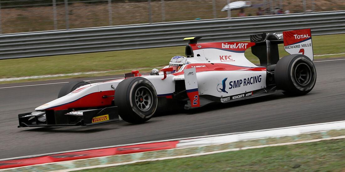 Sergey Sirotkin - GP 2