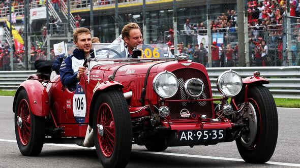 Sergey Sirotkin - GP Italien 2018