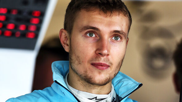 Sergey Sirotkin - GP USA 2018